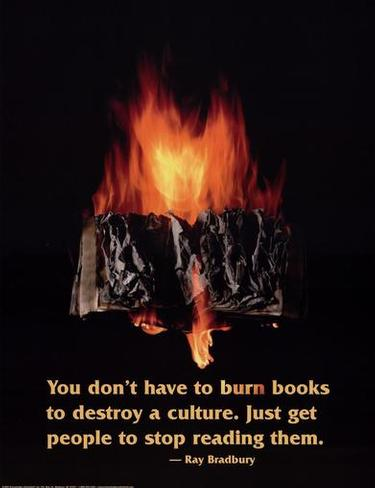 Don't Burn Books!