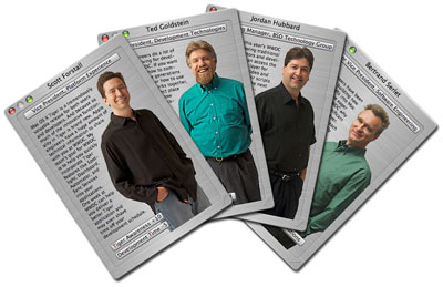 WWDC trading card hand