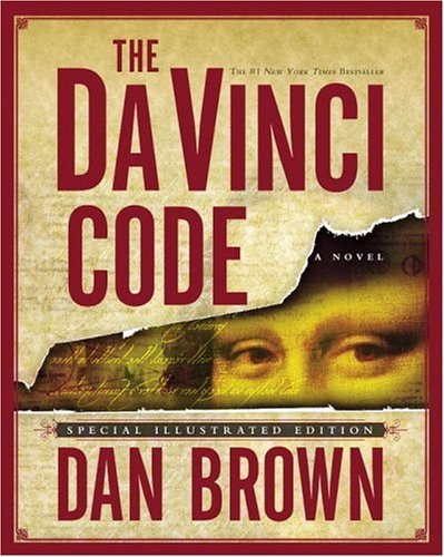 Illustrated Book Cover Version : The rambaldi^h^h^h^h^h^h^h^hda vinci code woodwork